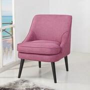 Gold Sparrow Yuma Parsons Chair; Rose