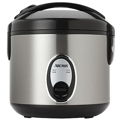 Aroma 8-Cup Cool Touch Rice Cooker WYF078279203608