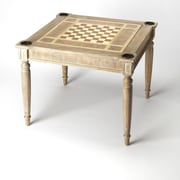 Butler 36'' Masterpiece Vincent Multi Game Table; Driftwood