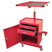 Excel Adjustable Metal Tool AV Cart