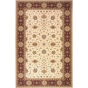 Momeni Persian Garden Ivory/Red Area Rug; 9'6'' x 13'