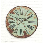 Creative Co-Op Country Oversized 41'' Wall Clock