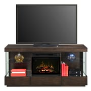 Dimplex Camilla TV Stand with Electric Fireplace; Realogs