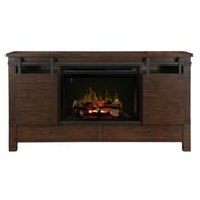 Dimplex Austin TV Stand with Electric Fireplace; Realogs