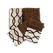 Popular Bath Products Harmony 3 Piece Towel Set