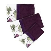 Popular Bath Products Jasmine 3 Piece Towel Set