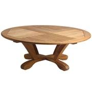 Douglas Nance Cayman Conversation Table; 36'' D