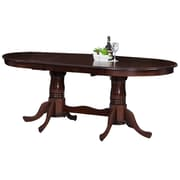 TTPFurnish Princeton Extendable Dining Table