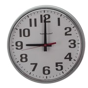 NSI Industries 12'' Quartz Wall Clock