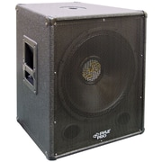 "Pyle PASW18 1000W Stand Mount 18"" Stage PA Subwoofer Cabinet, Black"
