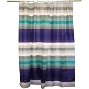 Famous Home Fashions Cheer Stripe Shower Curtain