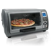 Hamilton Beach 6 Slice Easy Reach Digital Convection Oven