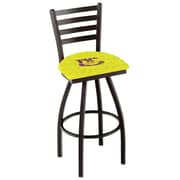 Holland Bar Stool Jimi Hendrix 30'' Swivel Bar Stool with Cushion