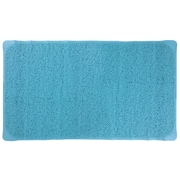 Splash Home Louffa Bath Mat; Aqua