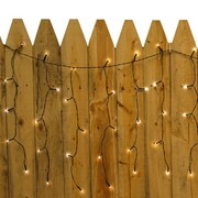 Touch of ECO Droplite 100 Solar Curtain String Lights