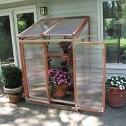 Sunshine Gardenhouse 4 Ft. W x 3 Ft. D Growing Rack