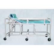 Care Products, Inc. E-Line Shower Gurney