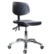 Perch Chairs & Stools Industrial Low-Back Desk Chair
