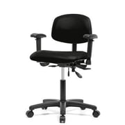 Perch Chairs & Stools 12''  Office Chair; Black