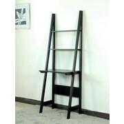 Magari Ladder Desk; Black