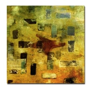 Ready2hangart 'Abstract Star Fish' Framed Graphic Art on Wrapped Canvas