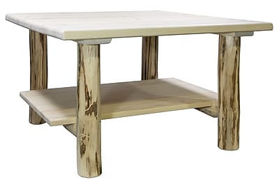 Montana Woodworks Homestead Coffee Table; Ready to Finish WYF078278721638