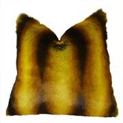 Plutus Brands Chinchilla Handmade Throw Pillow; 20'' H x 36'' W