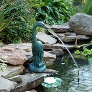 Pond Boss Heron Spitter