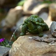 Pond Boss Turtle Spitter