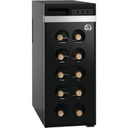 Igloo FRW1213 12-Bottle Wine Cooler with Digital Controls