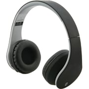 Ilive Iahb64mb Bluetooth® Headphones With Auxiliary Input (matte Black)