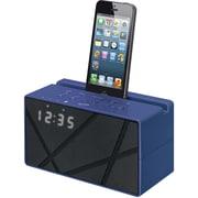 Ilive Icb284bu Bluetooth® Blue Dual Alarm Clock Radio