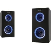 Ilive Isb2006b Dual Bluetooth® Speakers With LEDs