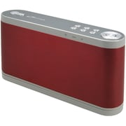 Ilive Platinum Iswf576r Wi-fi Speaker With Rechargeable Battery (red)