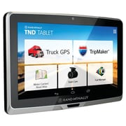 RAND MCNALLY 528014064 IntelliRoute® TND Tablet 70 with Built-in Dash Cam