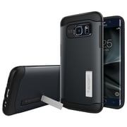 Spigen 556cs20025 Samsung® Galaxy S® 7 Edge Slim Armor Case (metal Slate)