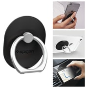 SPIGEN SGP11845 Style Ring Smartphone Holder/Kickstand/Car Mount (Black)