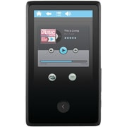 "EMATIC EM318VIDBL 8GB 2.4"" Touchscreen MP3 Video Player with Bluetooth®"