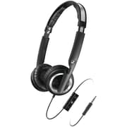 Sennheiser 504163 Collapsible High-performance Noise-isolating Headphone With Microphone & Smart Remote