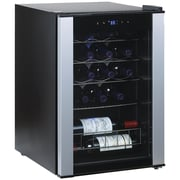 Wine Enthusiast 268682001 20-bottle Evolution Series Wine Cooler
