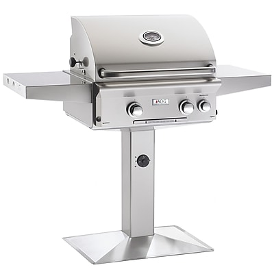 AOGR 24'' Natural Gas Grill w/ Rotisserie and Light WYF078279207660