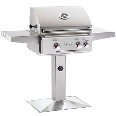 AOGR 24'' Natural Gas Grill w/ Rotisserie WYF078279207661