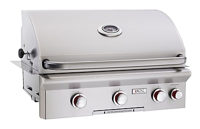 AOGR 30'' Built-In Natural Gas Grill w/ Rotisserie WYF078279207663