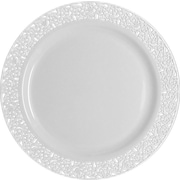 Table to go 7.5'' 'I Can't Believe Its Plastic' Plate (Set of 50)