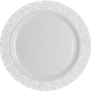 Table to go 10.25'' 'I Can't Believe Its Plastic' Plate (Set of 50)