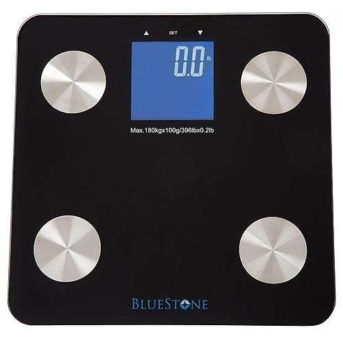 Bluestone Digital Body Fat Scale
