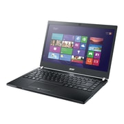 "Acer® TravelMate P6 TMP645-S-753L 14"" Notebook, LCD, Intel Core i7-5500U, 256GB, 8GB, Windows 8.1 Pro, Black"