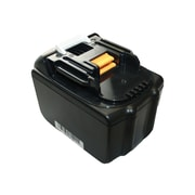 Battery Technology Lithium-Ion Power Tool Battery, 5000 mAh, Black (MAK-BL1850-5.0AH)