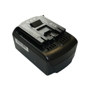 Battery Technology Lithium-Ion Power Tool Battery, 2500 mAh, Black (BOS-BAT612-2.5AH)