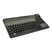 CHERRY® Wired USB Biometric Keyboard, Black (G8662461EUADAA)